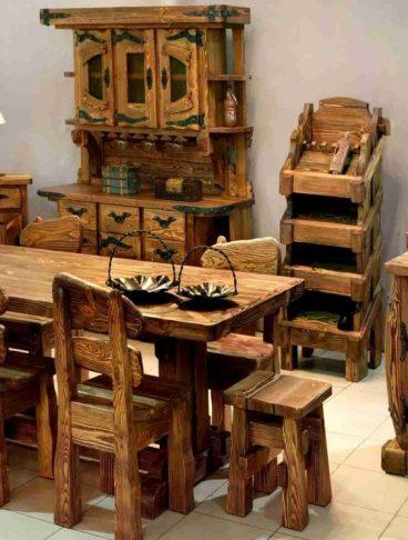 Мебель под старину Москва