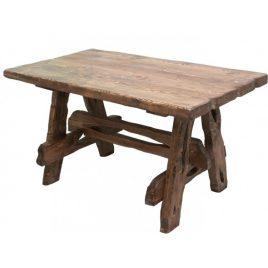 Стол под старину #4
