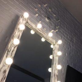 Loft mirror #4