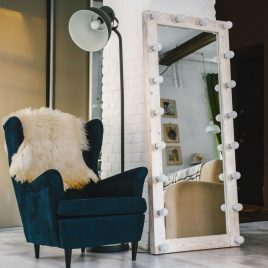 Loft mirror #9