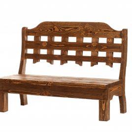 Скамейка под старину #1