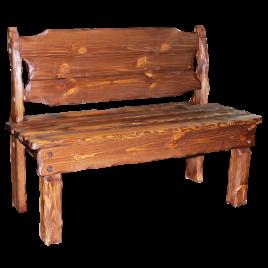 Скамейка под старину #10