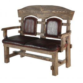 Скамейка под старину #14