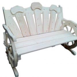 Скамейка под старину #15