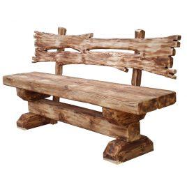 Скамейка под старину #16