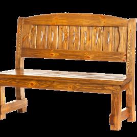 Скамейка под старину #2