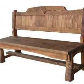 Скамейка под старину #3