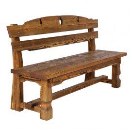 Скамейка под старину #4