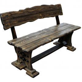 Скамейка под старину #5