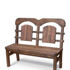 Скамейка под старину #7