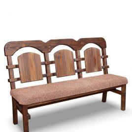 Скамейка под старину #8