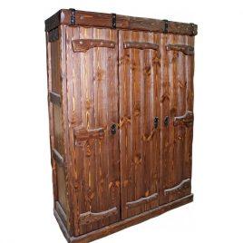 Шкаф под старину №11