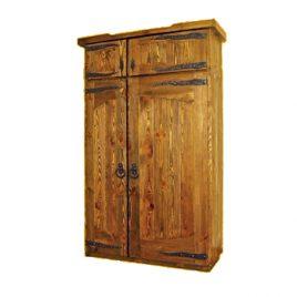 Шкаф под старину №2