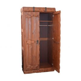 Шкаф под старину №3
