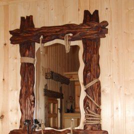 Зеркало под старину арт.1174