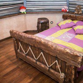 Кровать под старину арт.1230