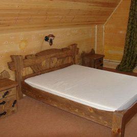 Кровать под старину арт.1234