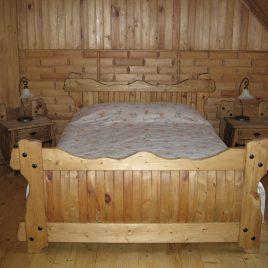 Кровать под старину арт.1228
