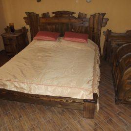 Кровать под старину арт.1226