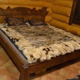 Кровать под старину арт.1224