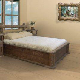 Кровать под старину арт.1218