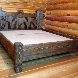 Кровать под старину арт.1238