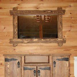 Зеркало под старину арт.1166