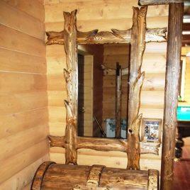 Зеркало под старину арт.1168