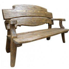 Скамейка под старину #23