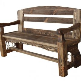 Скамейка под старину #20