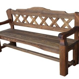 Скамейка под старину #21
