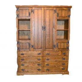 Шкаф под старину №14