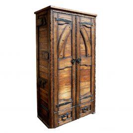 Шкаф под старину №15