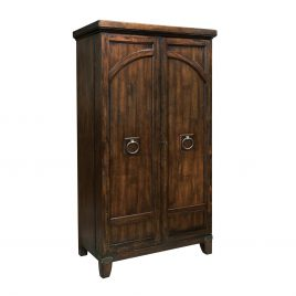 Шкаф под старину №20