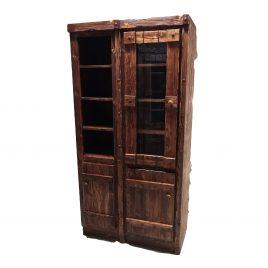 Шкаф под старину №25