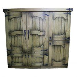 Шкаф под старину №26
