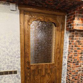 Дверь под старину #30
