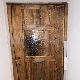 Дверь под старину #31