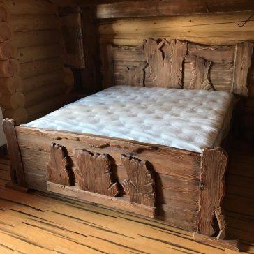 Кровать под старину арт.1252