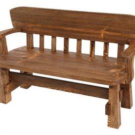 Скамейка под старину #30