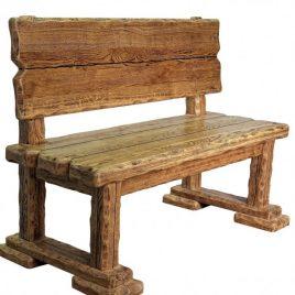 Скамейка под старину #34