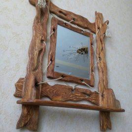 Зеркало под старину арт.1214