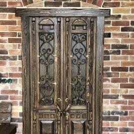Дверь под старину #33