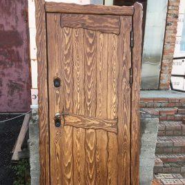 Дверь под старину #35