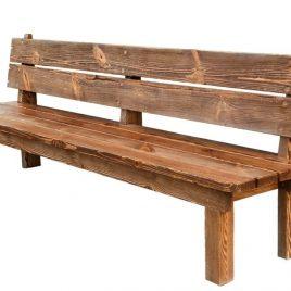 Скамейка под старину #28