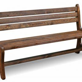 Скамейка под старину #29