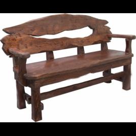 Скамейка под старину #31