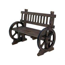Скамейка под старину #32