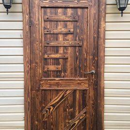 Дверь под старину #40