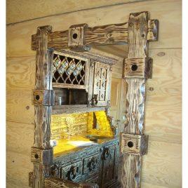 Зеркало под старину арт.1248